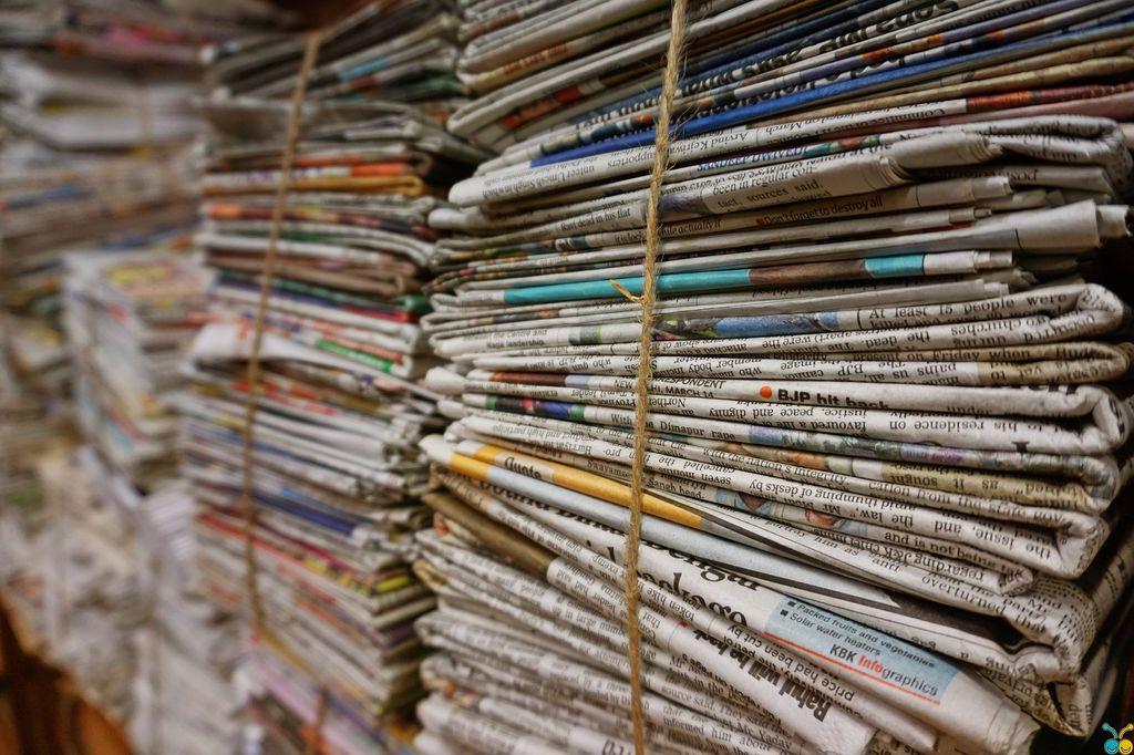 תפוקה - פרסום בעיתונות החרדית
